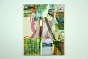 Untitled - oil on canvas, 80 x 100 cm, Feb 2013