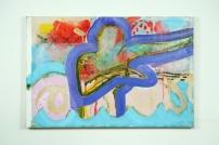 Untitled - oil on canvas, 90 x 60 cm, April 2013