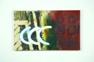Untitled - oil on canvas, 80 x 50 cm, April 2013