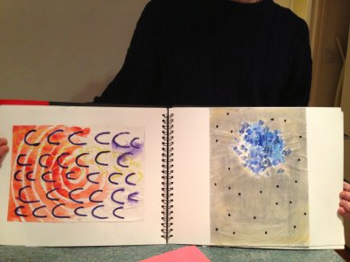 sketchbook Dec 2013
