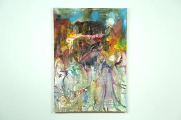Oil on canvas, 70 x 100cm