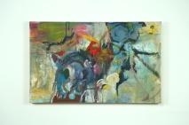 Oil on canvas, 80 x 50cm