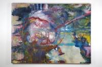 Oil on canvas, 123 x 90cm