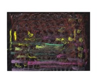 No title - Watercolour, chalk, conte on paper 29.5x21cm