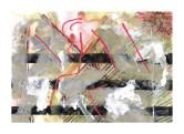 No title - Watercolour, acrylic, pen, india ink, pastels on paper 29.5x21cm